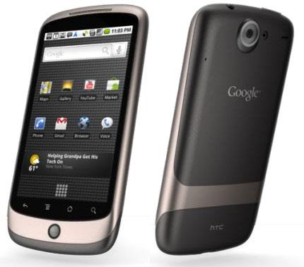 nexus look android phone